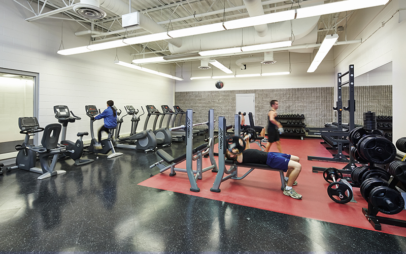 Stoney creek campus fitness centre mohawk college