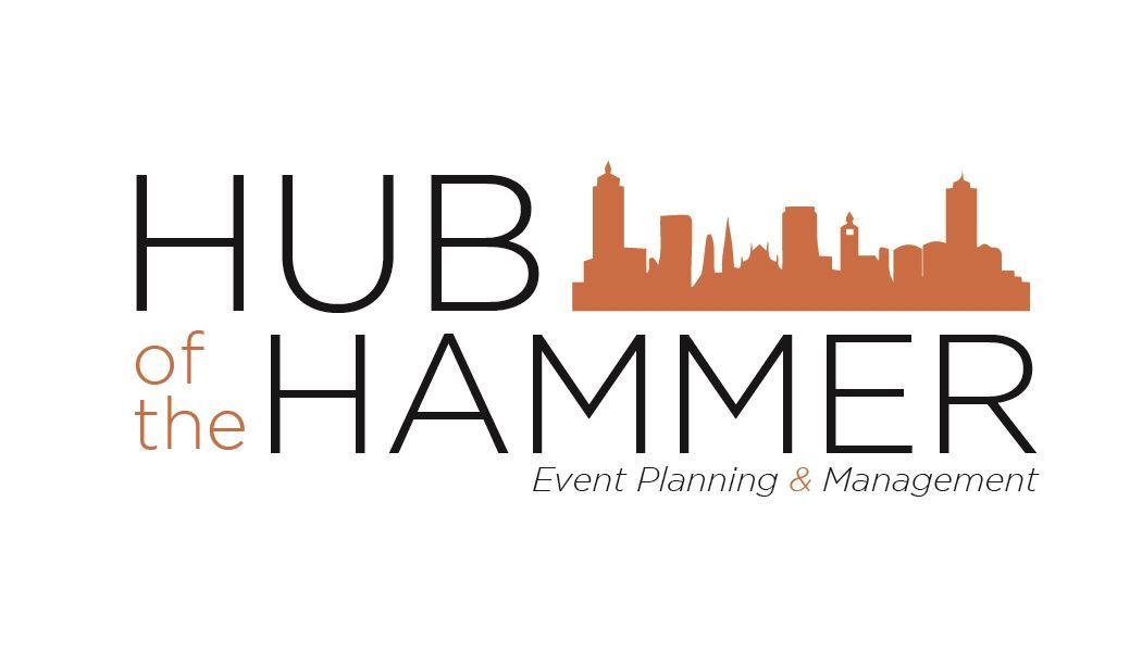 Hub of the hammer logo