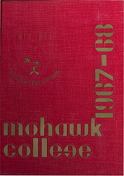 1967 - 1968 Yearbook
