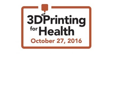 AMRC 3D Printing for Health Logo