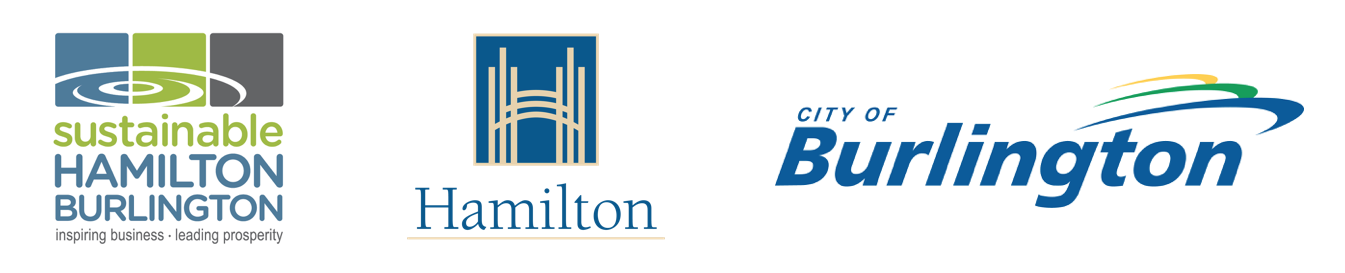 Sustainable Hamilton Burlington Logo - City of Hamilton Logo - City of Burlington Logo