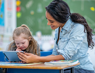 what are educational support services