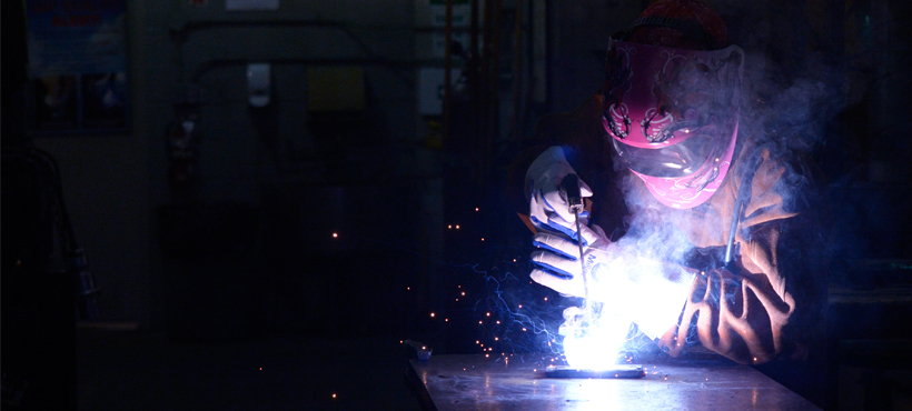continuing education student welder