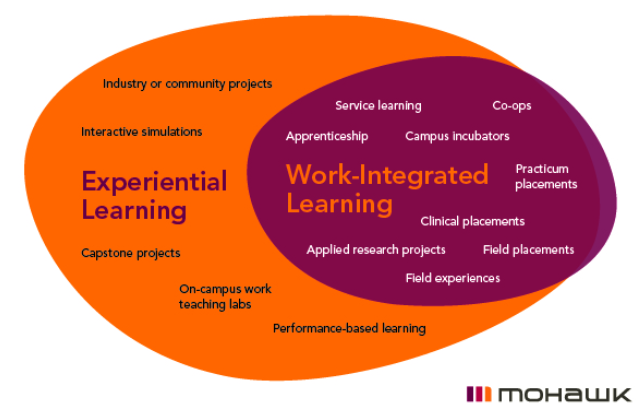 Experiential Learning Infographic