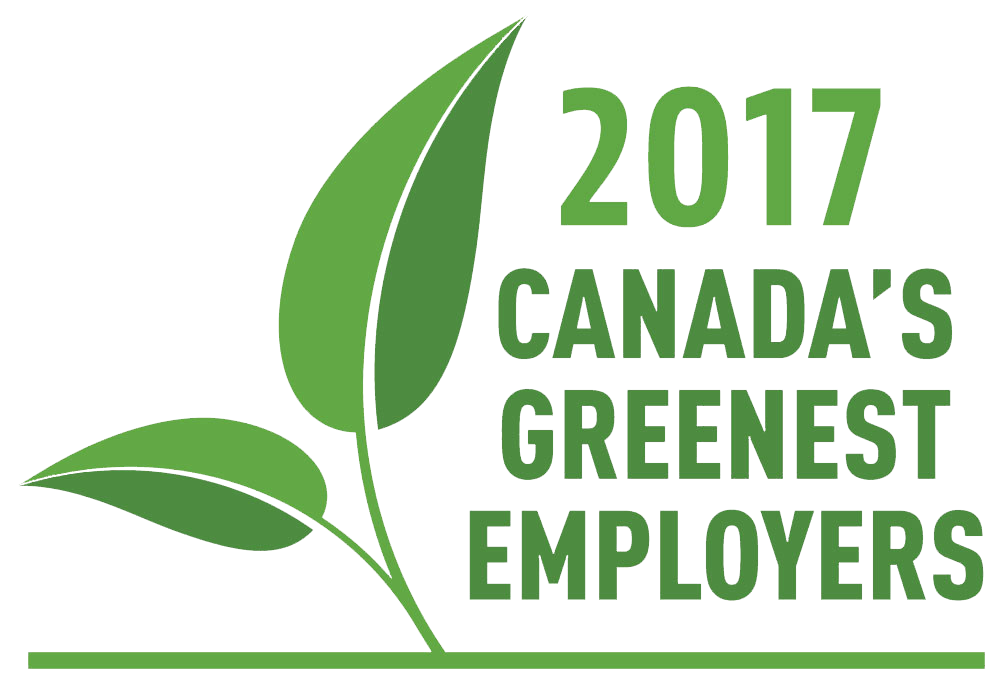 Canada's Greenest Employers 2017