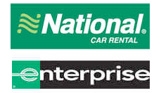 National and Enterprise Logos