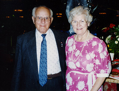 Robert and Lillian Wherry