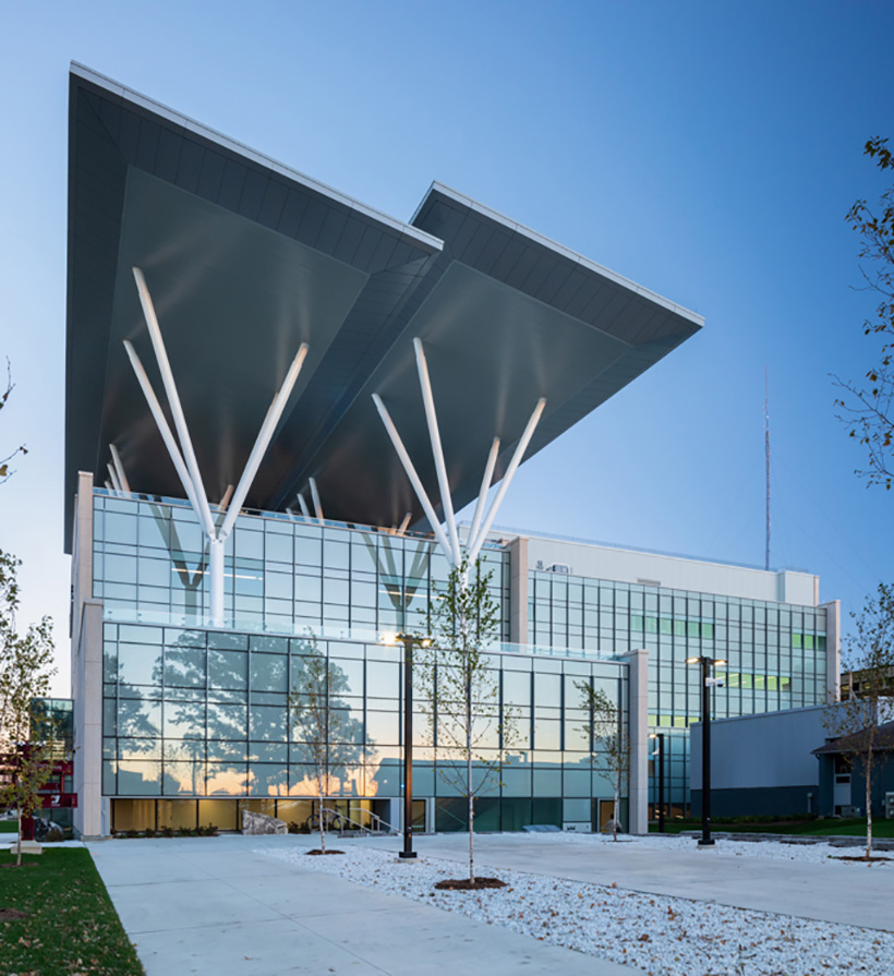 joyce centre for partnership and innovation building