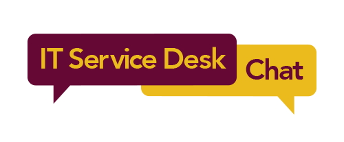 service desk chat