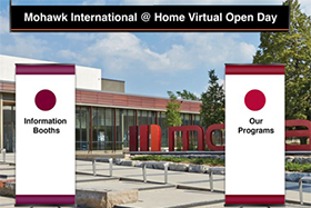 virtual open house screen