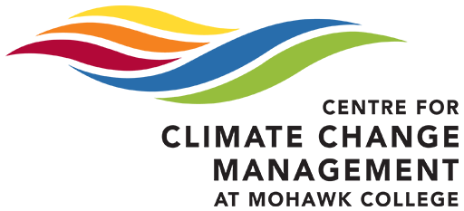 Centre for Climate Change Management at Mohawk College Logo