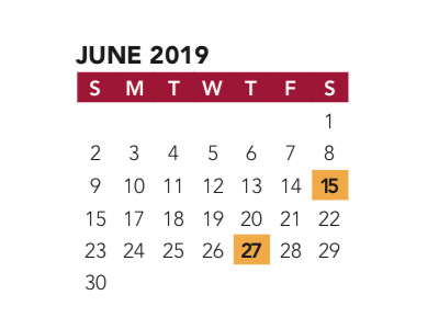 Academic and Important Dates | Mohawk College