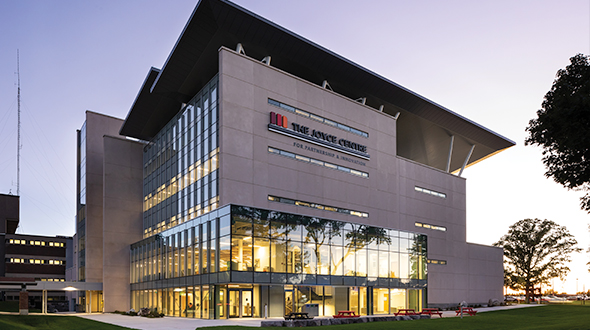 The Joyce Centre for Partnership and Innovation at Mohawk's Fennell Campus