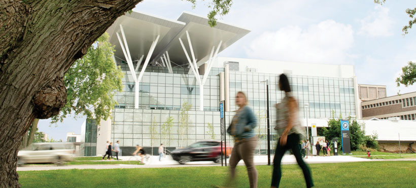 joyce centre for partnership and innovation at fennell campus