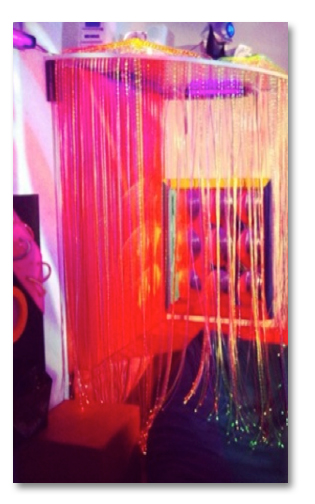 Multi-Sensory Rm - Fiber Optic Curtain