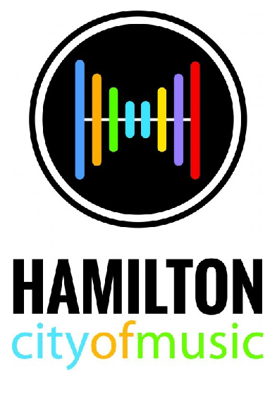 Hamilton City of Music Logo