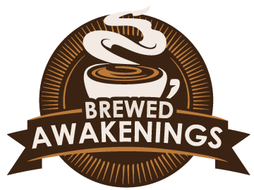 The Brewed Awakening Logo