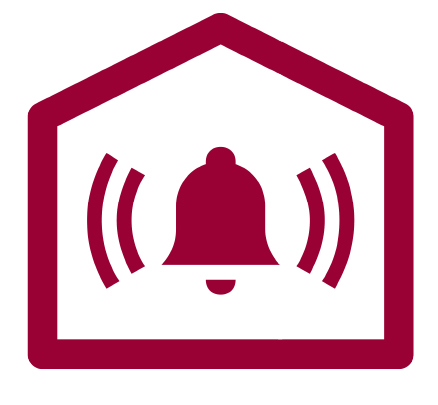Security Services Is Responsible For Investigating All Fire Alarms And Coordinating Emergency Response Efforts With The Hamilton Department