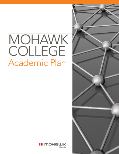 Mohawk College Academic Plan 2012