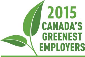 2015 Canada's Greenest Employers