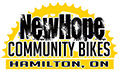 new hope community bikes logo