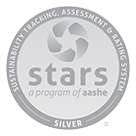 stars program of aashe logo