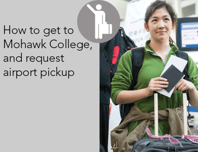how-to-get-to-mohawk-college-and-request-airport-pickup