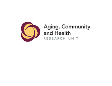 Aging, Community and Health Research Unit Logo
