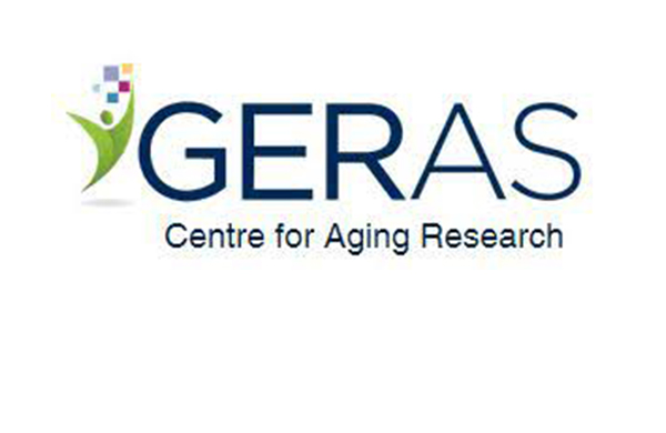 GERAS Centre for Aging Research Logo