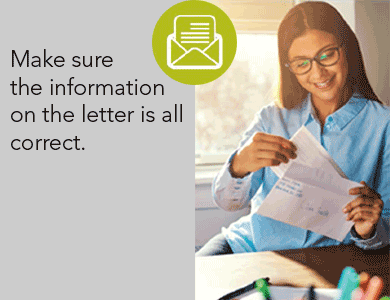 Make-sure-the-information-on-the-letter-is-all-correct