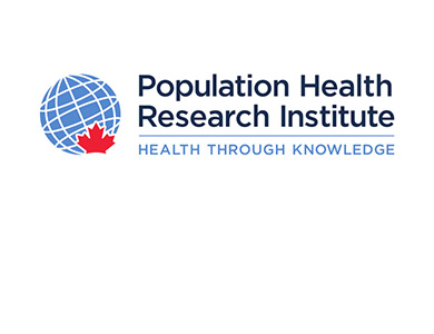 Population Health Research Institute Logo