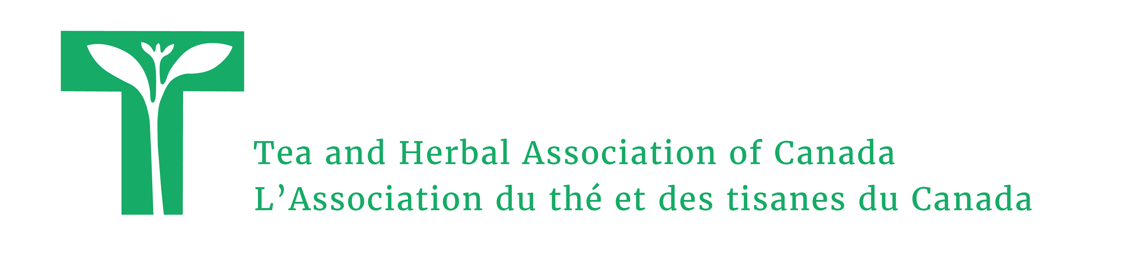 tea and herbal association of canada logo