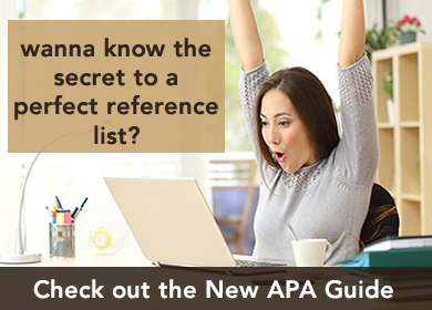 new apa citation guide