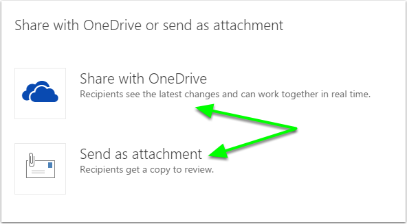 Attach Files or Pictures from OneDrive to an Outlook Email