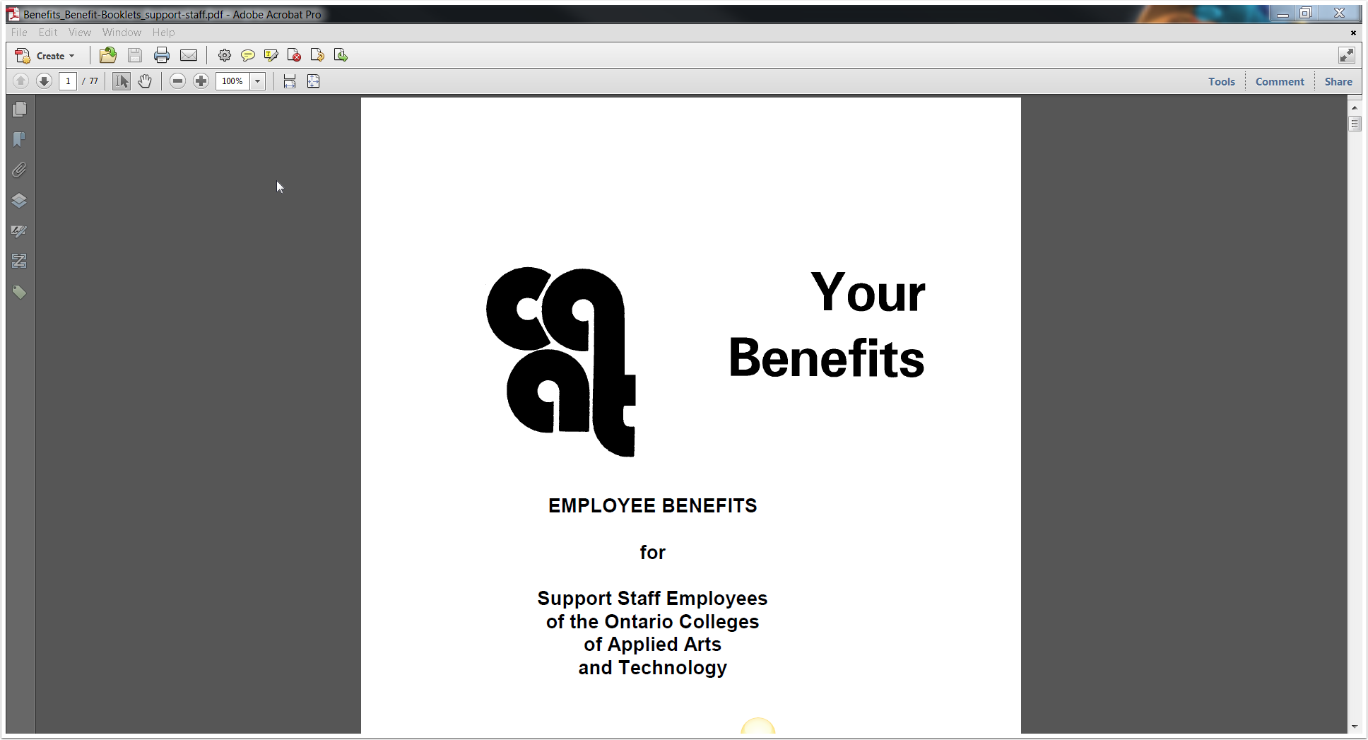 Print a PDF with 6 pages per sheet | Mohawk College