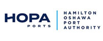 Hamilton Oshawa Port Authority Logo