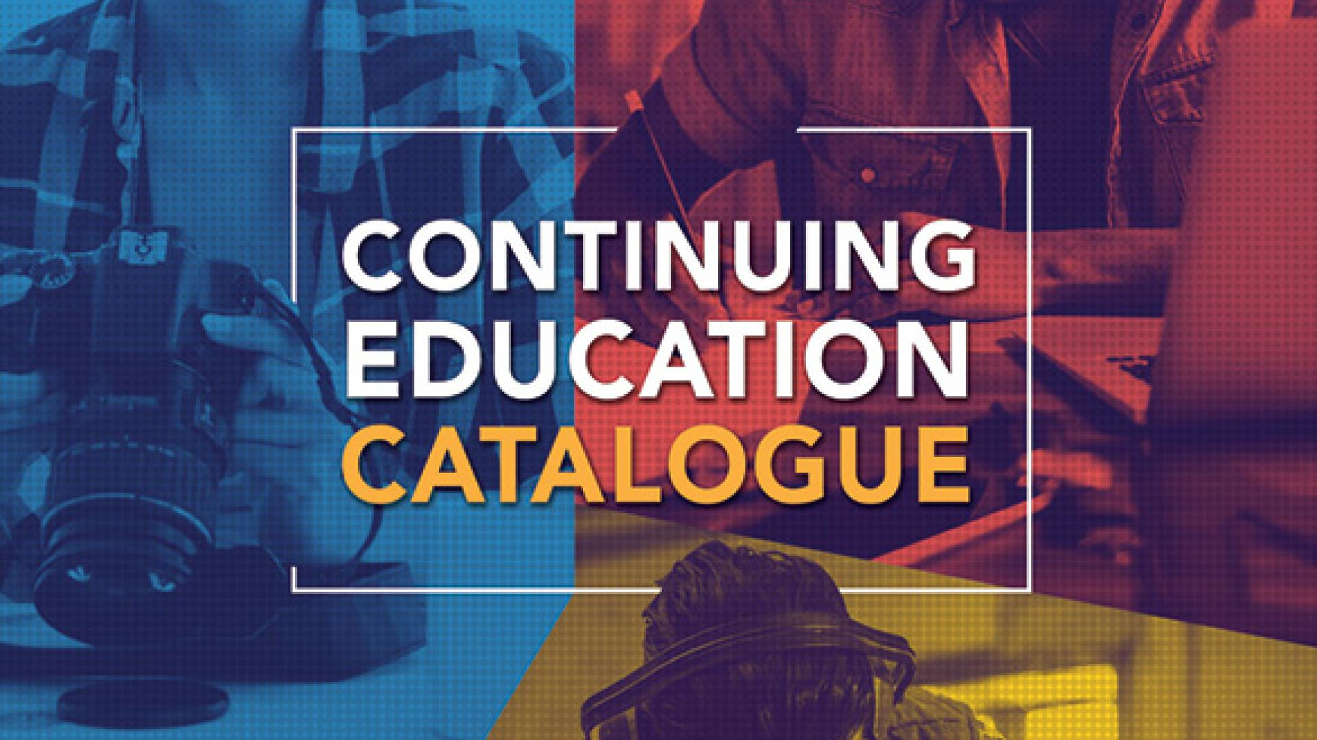 Continuing Education Catalogue | Mohawk College