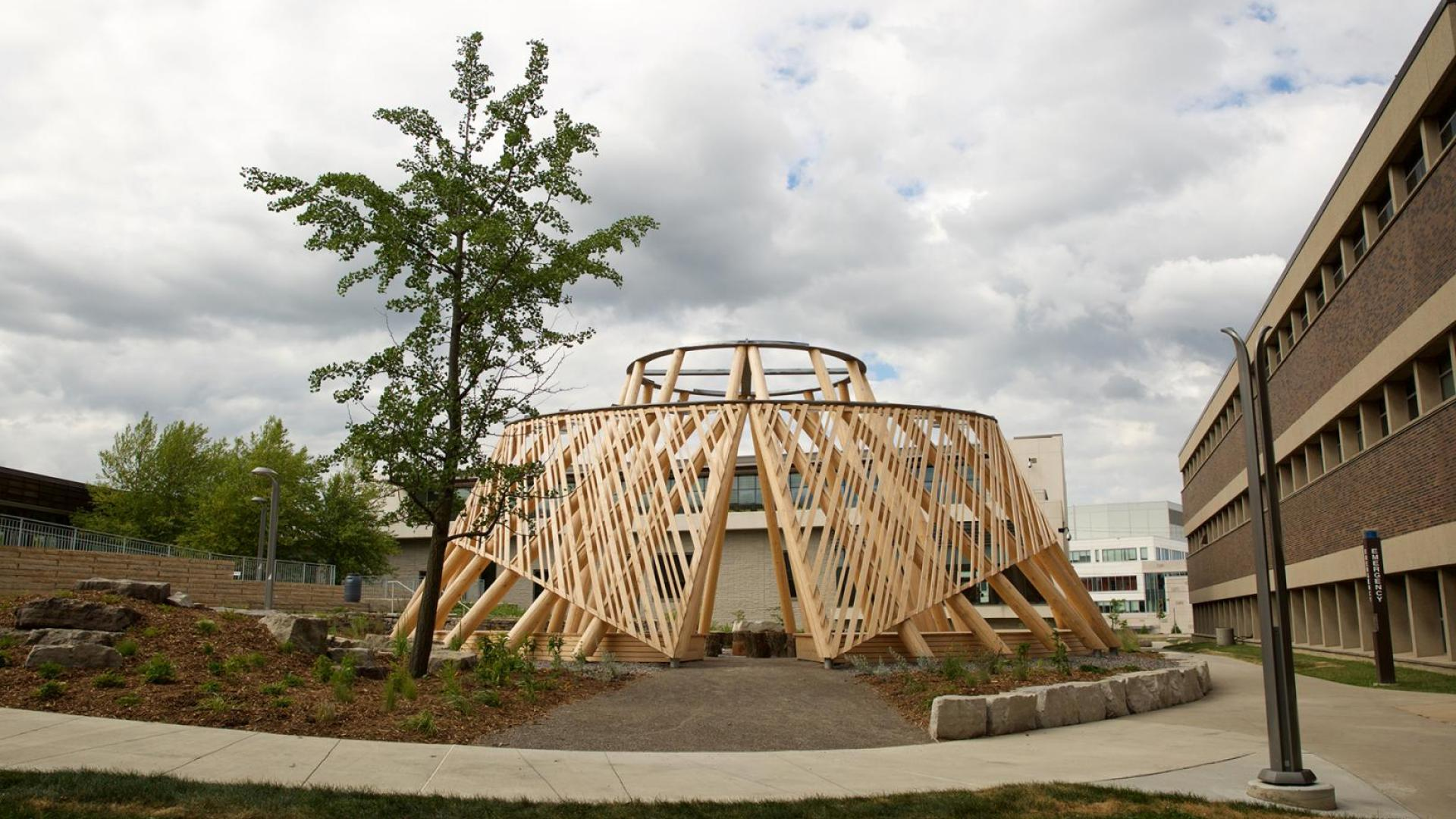 The Indigenous Gathering Place Igp Mohawk College