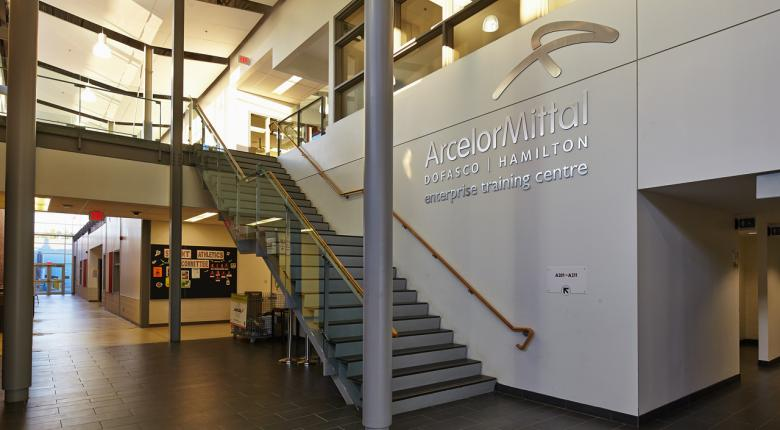 stoney creek campus arcelor mittal hall