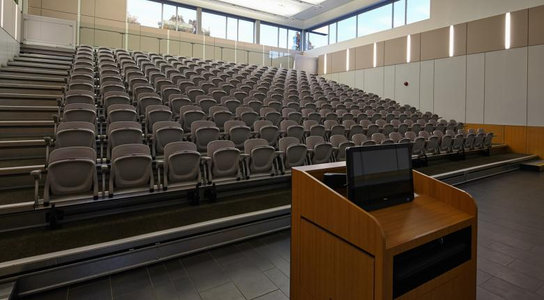 stoney creek campus performance hall