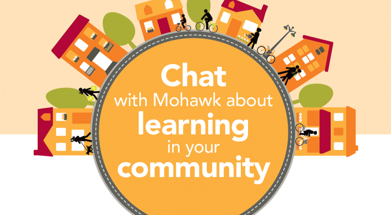 Chat with Mohawk about learning in your community