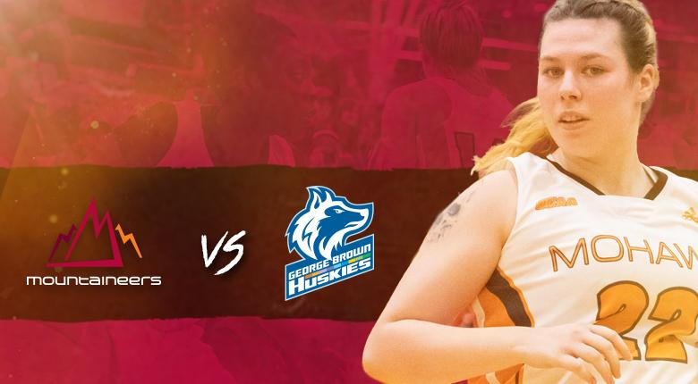 Women's Basketball vs George Brown | Mohawk College