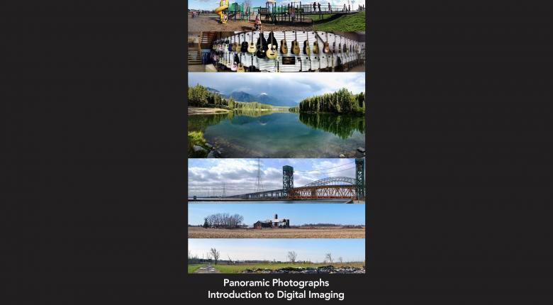 introduction to digital imaging: panoramic