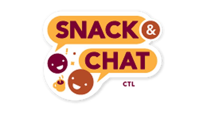 Snack and Chat Logo