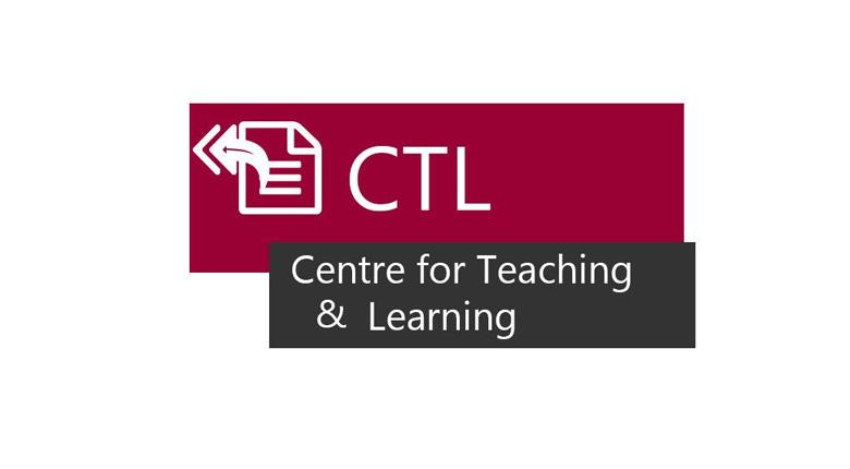 Centre for Teaching & Learning Logo