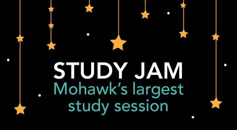 Study Jam: Mohawk's largest study session