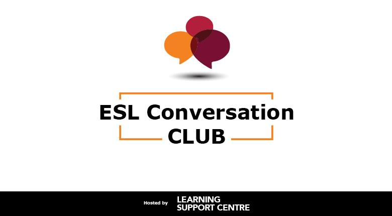 ESL Conversation Club