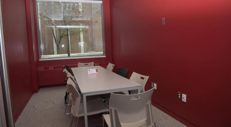 IAHS Library group study room
