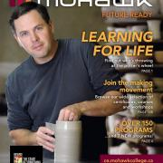 Mohawk College Continuing Education Catalogue Cover Winter 2017