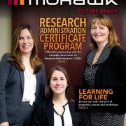 Mohawk College Continuing Education Catalogue Cover Winter 2018